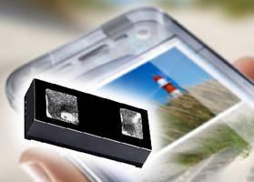 Digital Hybrid Sensor streamlines smart phone design.