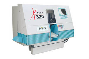 KMT Model XT320 A-NC Bandsaw Designed for Efficient, Precision Cutting
