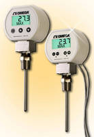 Digital Temperature Transmitters offer alarm and shutoff options.
