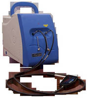 Raman Spectrometer offers fine spectral resolution.