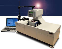 Solderability Tester features 1/3 in. CMOS color camera.