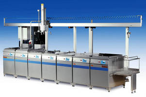 Aqueous Cleaning Machine increases workplace safety, efficiency.