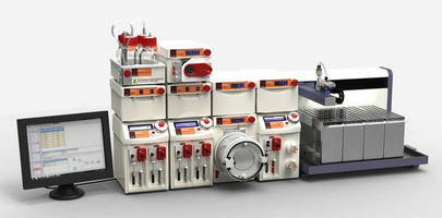 Flow Chemistry System fosters automated process optimization.