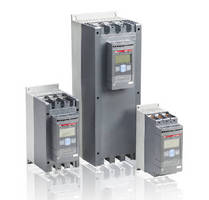 Soft Starter offers 2-phase torque control.