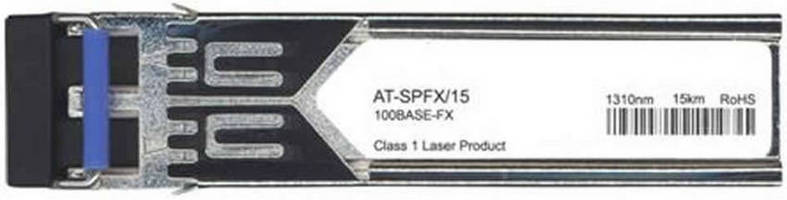 Allied Telesyn Compatible 100Base-FX SFP Transceiver