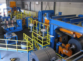 "Herr-Voss Stamco Completes Commissioning of a 5/8"" Slitting Line for Atlas Tube"