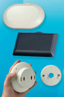 Electronics Enclosures are available with fast-mounting kit.