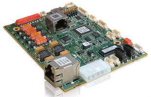Chassis Monitoring Board aids efficient VME/VPX system management.
