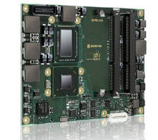 Computer-on-Modules are offered in 2 entry-level versions.