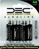 L.H. Dottie Launches New Dottie Energy Core(TM) Alkaline Battery and Merchandising Program