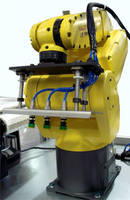 TaskMate(TM) Robotic Loading System Demonstrated with Alloyd Blister Sealing Machine at Pack Expo
