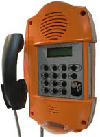 Explosionproof Telephone includes LED beacon.