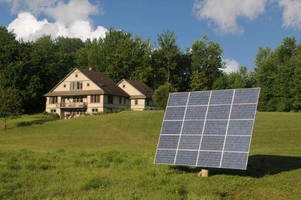 New Energy Partnership Brings Solar Tracker Throughout Northern New England
