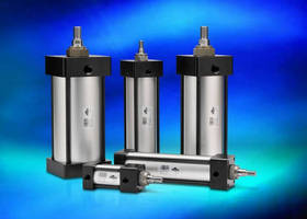 AutomationDirect Adds Heavy-Duty Pneumatic Air Cylinders