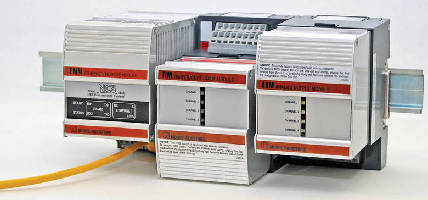 Process Control System serves as single or dual MODBUS master.