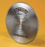 Forrest Miter Master Blades Set the Pace for Professional Quality and Performance