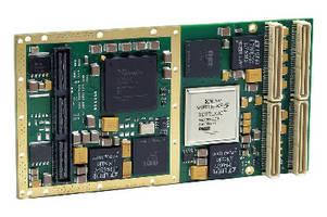 PMC Modules feature reconfigurable Xilinx Spartan-6 FPGA.