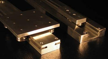 Linear Guide features with rigid rail.