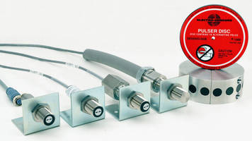 Shaft Rotation Speed Sensors meets needs of demanding applications.