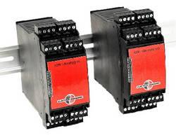 I/O Modules facilitate remote sensor installation.