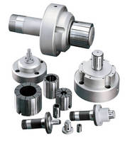 Sure-Grip® Expanding Collet Systems have Thru-Hardened, Interchangeable Collet Heads