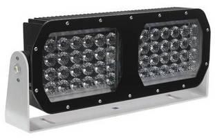 LED Scene Light produces 20,000 effective lumens (40,000 raw).