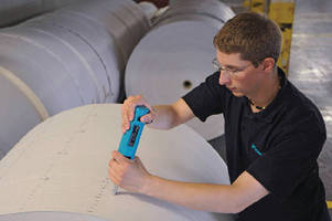 Roll Hardness Tester targets paper industry.