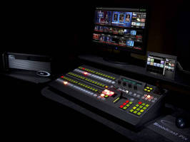 Live Video Production System can be operated by one person.