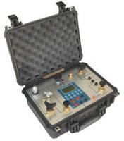 Portable Pressure Calibrator offers hydraulic, pneumatic ranges.