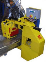 Adaptable VIN Marking System offers high-speed scribing.