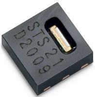 Compact Digital Temperature Sensor suits low-power applications.