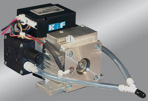 Mini Diaphragm Pumps are tailored to meet OEM requirements.