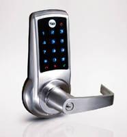 Touchscreen Access Locks offer ANSI/BHMA Grade 1 certification.