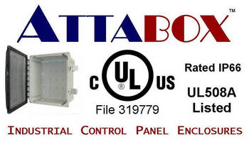 Attabox Achieves UL 508A