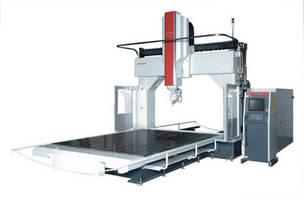 3D Laser Machine utilizes belt-drive system.