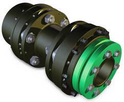 Flexible Disc Couplings are available with Torsi-Lock® hubs.