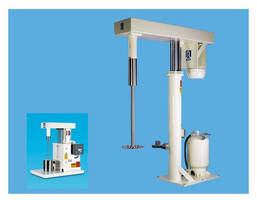 Laboratory and Production-Size High Speed Dispersers Available from Stock