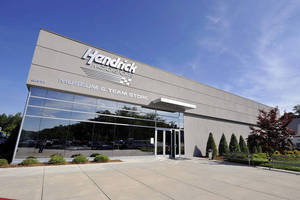 Hexagon Metrology Becomes Official Partner of Hendrick Motorsports for Dimensional Metrology Products and Services