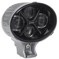 Automotive LED Light withstands rigors of off-roading.