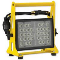 LED Scene Lamp is designed for portability.