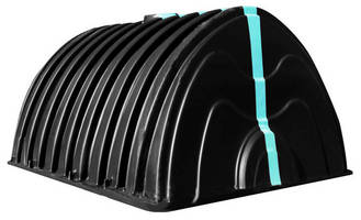 Stormwater Chamber comes in high-capacity model.