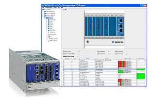 MicroTCA Starterkit includes configuration management software.