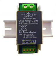 Voltage Transducers help avoid motor overheating.