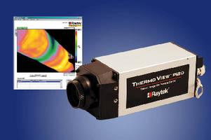 Thermal Imager monitors continuous or stationary targets.