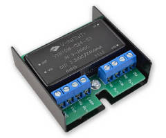 Chassis Mount DC-DC Converters range from 10-30 W.
