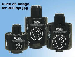 Oil Mist Filter promotes safety and machine uptime.