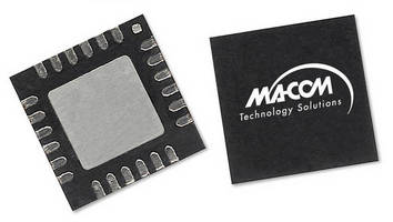 M/A-COM Technology Solutions Announces S-Band Additions to Family of Digital Phase Shifters