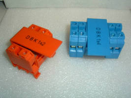 Power Distribution Blocks accept up to 16 inputs.
