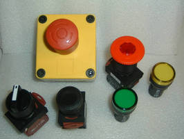 Electrotech Sales Group, LLC Announces the Offering of 22mm Push Buttons, Pilot Lights and Selector Switches in a Variety of Colors and Options