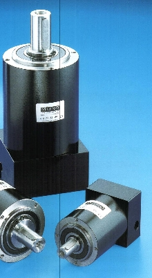 Gearheads incorporate clamping style input pinion.